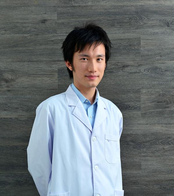 跟德健中醫師陳家裕對話