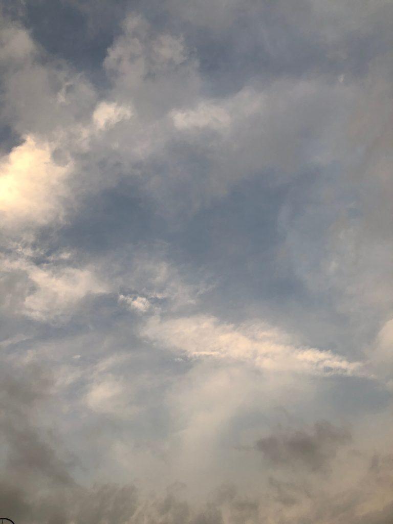 Tear Gas Sky
